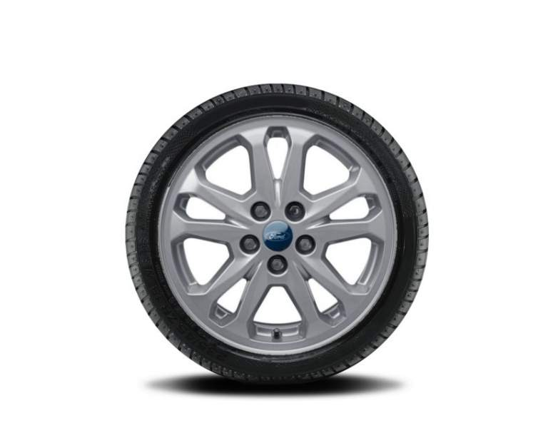 1x Satz Ford Tourneo/Transit Connect Winterräder (Reifen + Felge) ab Baujahr 06/2018 alu 205/60 R16 96H XL Nokian 2283022