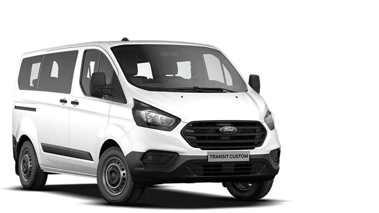 1x Satz Ford Transit 5 Tonner Winterräder (Reifen + Felge) Stahl ab 19.10.2020 205/75 R16C 113/111R Goodyear 2487249