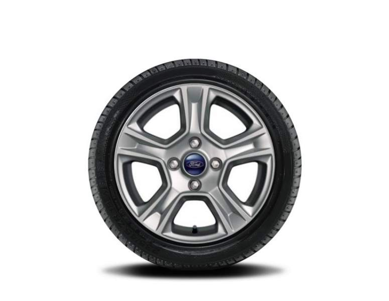 1x Satz Ford Tourneo/Transit Courier Winterräder ab Baujahr 04/2014- alu 185/60 R15 88T XL Semperit 2539663
