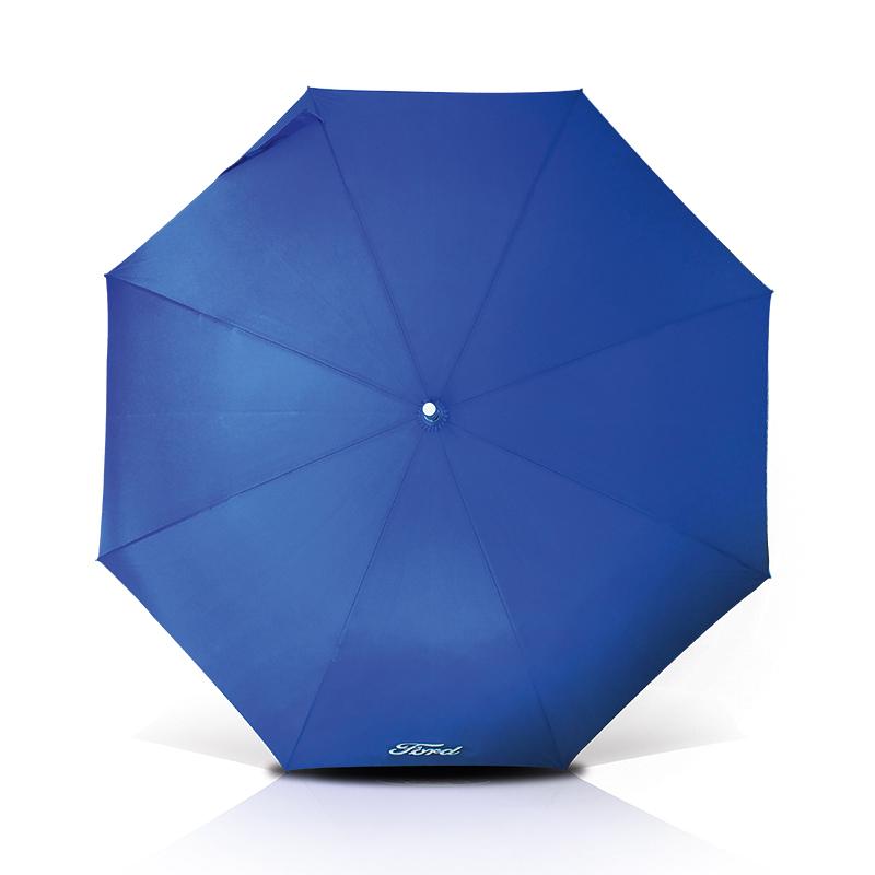 1x Ford Regenschirm blau 35020587