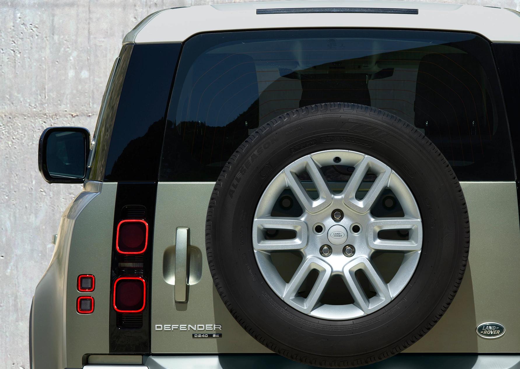 4x Land Rover Defender Winterräder 255/65 R19 Continental L663C19 19-20