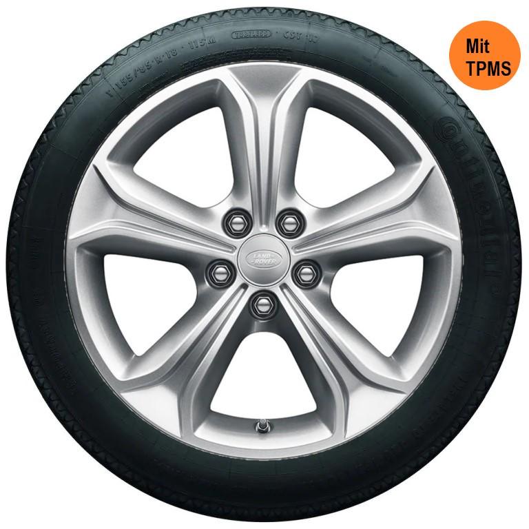 4x Land Rover Discovery Sport Winterräder 225/65 R17 Pirelli L550P17 18