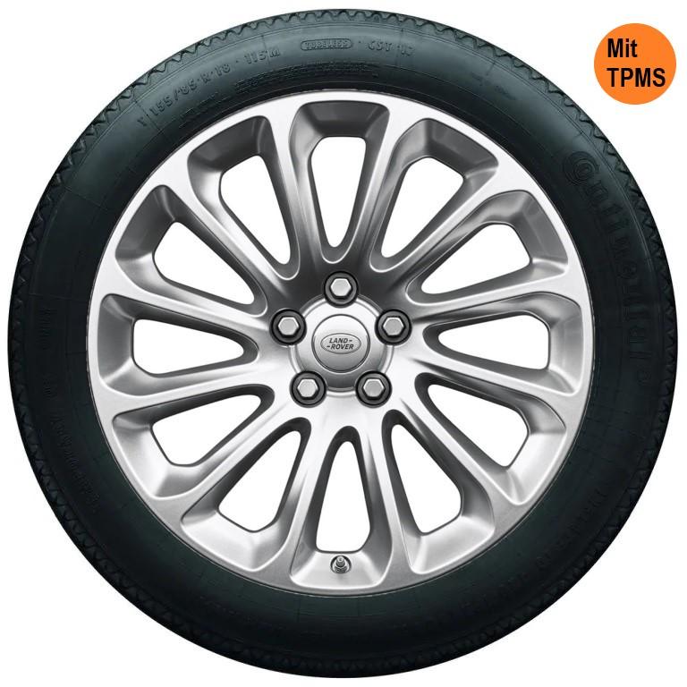 4x Range Rover + Sport Winterräder 255/55 R20 Pirelli L405 494P20 19-20