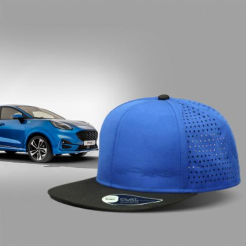 1x Ford Puma Flat Cap blau 36201045
