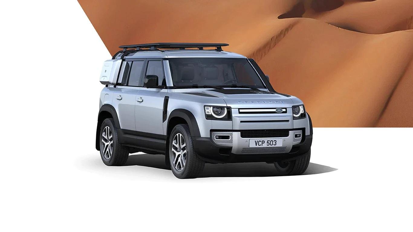 1x Land Rover Defender 110 Explorer Pack VPLEEXP000
