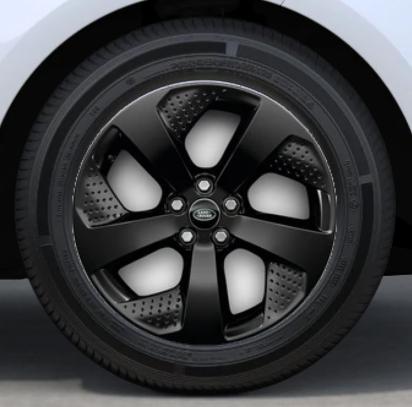 4x Land Rover Range Rover Evoque NEU Winterräder schwarz 235/60 R18 Continental LB550551C1819-20